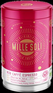 """MilleSoli """"Bio Espresso"""" 250 g"""