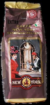 """New York - """"Extra"""" in ganzen Bohnen 1 kg"""