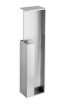 JNF Schiebetürmuschel/Griff 16.302.M5   75 x 320 mm