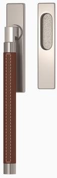 Bauhaus Turnstyle HSG 214-020TS Hebeschiebetürgriff mit Griffmuschel außen