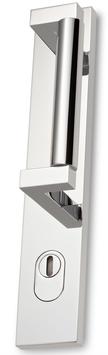 Bauhaus Sicherheits Langschildgarnitur GRO G 280-14 SH