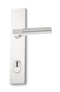Bauhaus Sicherheits Langschildgarnitur GRO D/D 245 SH