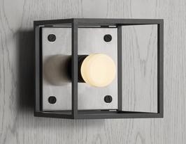 Buster + Punch Decken- oder Wandleuchte  CAGED WALL 1.0 small