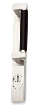 Bauhaus Schmalrahmen Langschildgarnitur GRO G 280S-14 SH VA/E