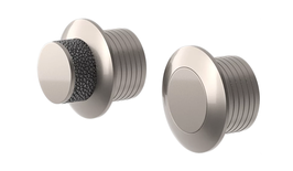 Turnstyle PUSH BUTTON P2993 / Shagreen mit Amalfine