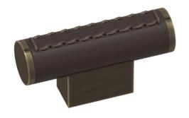 Turnstyle Möbelknopf R4150 mit sichtbarer Naht