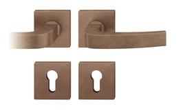 FSB 10 1163 - 44 - Bronze-Rosettengarnitur / Hans Kollhoff