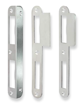 CES Schließbleche für VARIO Zimmertürschlösser