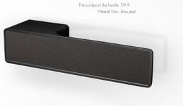 Maximal MAX  PVD schwarz matt  mit inlay nach Wunsch