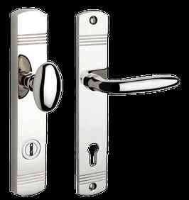 Art dèco Sicherheitsgarnitur 8615KZS/216-580 mit Kernziehschutz