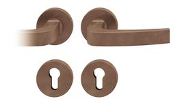 FSB 10 1163 - 07 - Bronze-Rosettengarnitur / Hans Kollhoff