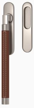 Bauhaus Turnstyle HSG 214-007TS Hebeschiebetürgriff mit Griffmuschel außen