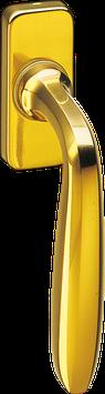 """Art dèco Fenstergriff 1901/R DK """"Banane"""""""