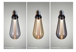 Buster + Punch Buster Bulb TEARDROP LED Glühbirne  NICHT dimmbar 2W, 3 Farben