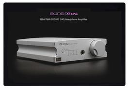 AUNE X1s PRO DSD 512 768kHz DAC DIGIT.  ANALOG CONV USB DA WANDLER - SILBER - SILVER