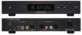 L.K.S. MH-DA004 - DSD 512 DAC DIGITAL ANALOG CONVERTER - USB D/A WANDLER - INCL. AMANERO USB UPGR. BLACK