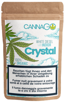 "Cannago ""Crystal White Diesel Indoor"""