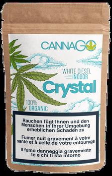 """Cannago """"Crystal White Diesel Indoor"""""""