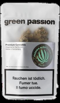 "Green Passion ""Passion Kush Indoor Popcorn"""