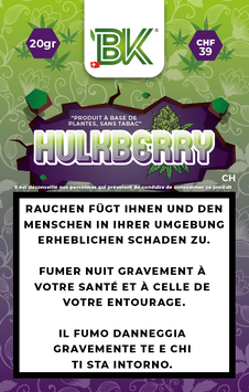 "Biokonopia ""Hulkberry Greenhouse"""