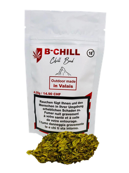 "B-Chill ""Chill Bud Outdoor"""