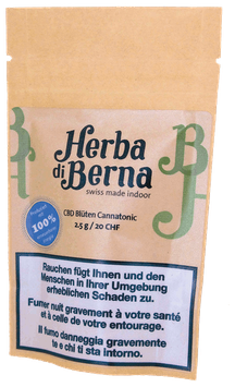 "Herba di Berna ""Cannatonic Indoor"""