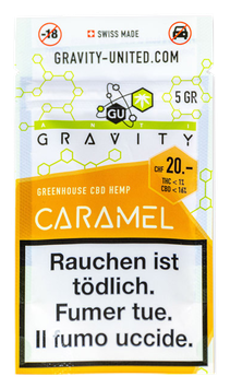 "Gravity-United ""Caramel Greenhouse"""
