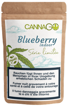 "Cannago ""Blueberry Indoor"""
