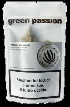 """Green Passion """"Tangerine Indoor"""""""