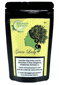 "Green Lady ""Lemon Tonic Indoor"""