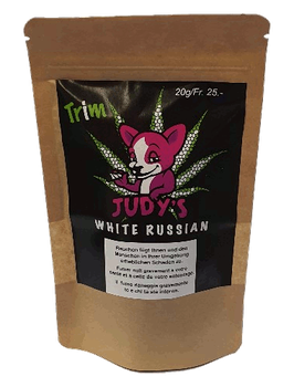"Judy Swiss ""White Russian Indoor Trim"""