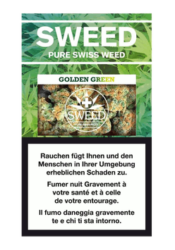 "Sweed ""Golden Green Indoor"""