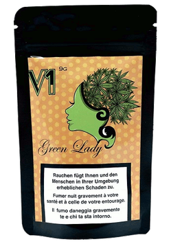 "Green Lady ""V1 Indoor"""