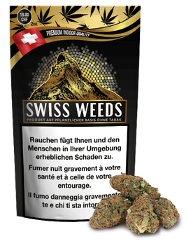 "Pureproduction ""Swiss Weeds Gold"""