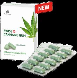 "CBD Kaugummi ""Swiss Cannabis Gum"""