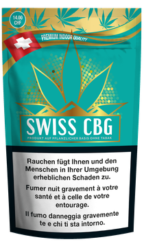 "Pureproduction ""Swiss CBG"""