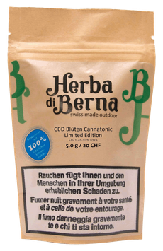 "Herba di Berna ""Cannatonic Outdoor"""