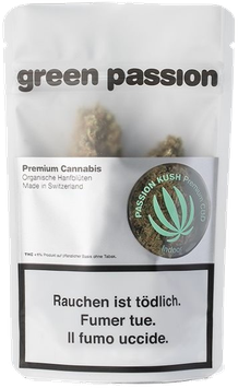 "Green Passion ""Passion Kush Indoor"""