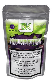"Biokonopia ""Hulkberry Greenhouse"""