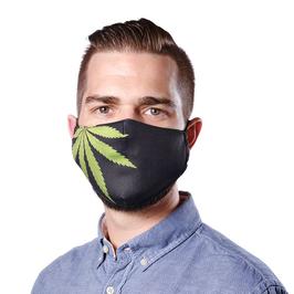 """Gesichtsschutzmaske """"Hanf"""""""