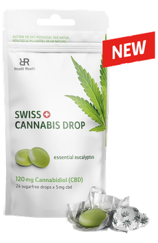 "CBD Drops ""Swiss Cannabis Drops"""