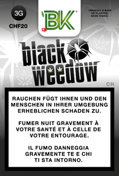 "Biokonopia ""Black Weedow Indoor"""