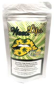 "Weed Lips ""Lemon Tonic Indoor"""