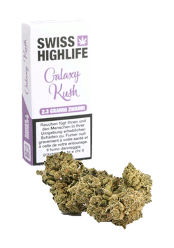"Swisshighlife ""Galaxy Kush Indoor"""