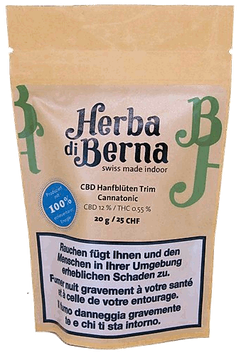 "Herba di Berna ""Cannatonic Indoor Trim"""