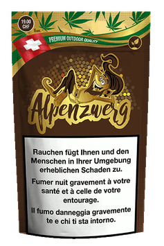 "Pureproduction ""Alpenzwerg Outdoor"""