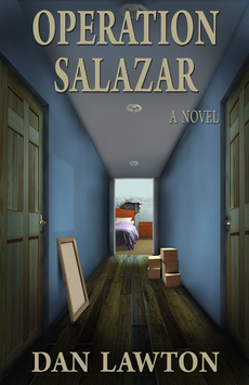 Author Signed Paperback of OPERATION SALAZAR