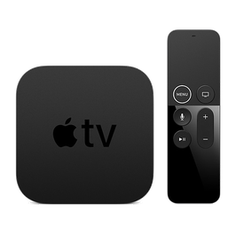 APPLE TV 4K (64GB) MET KODI