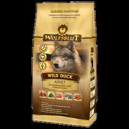 Wolfsblut Wild Duck 15 kg Trockenfutter für Hunde mit Ente und Kartoffel