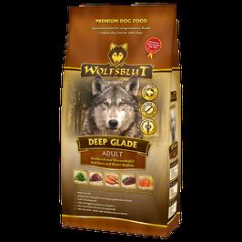 Wolfsblut Deep Glade ADULT 15 kg Trockenfutter für Hunde mit Rothirsch und Wasserbüffel